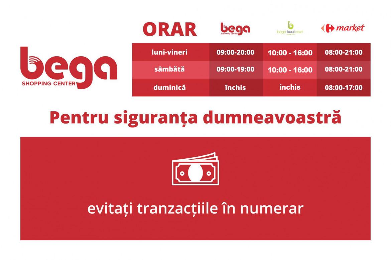 Orar Bega Shopping Center