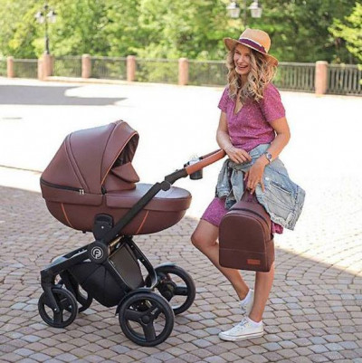 Krausman - Carucior 3 in 1 Topaz Lux - Ideal Bebe - 1