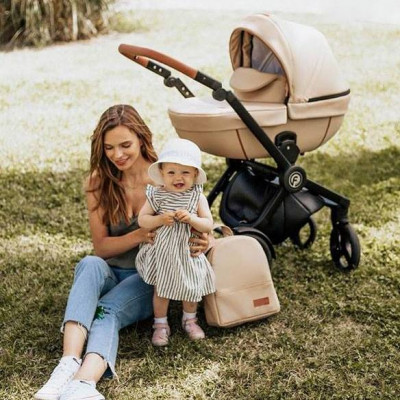 Krausman - Carucior 3 in 1 Topaz Lux - Ideal Bebe